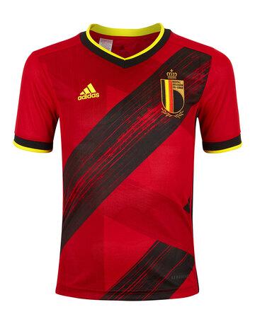 Kids Belgium Euro 2020 Home Jersey