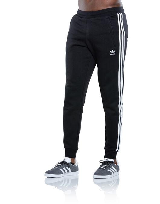 Mens Essentials 3-Stripes Pants