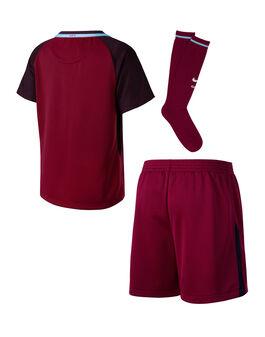 Kids Man City 17/18 Away Kit