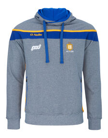 Mens Clare Slaney Fleece Hoody