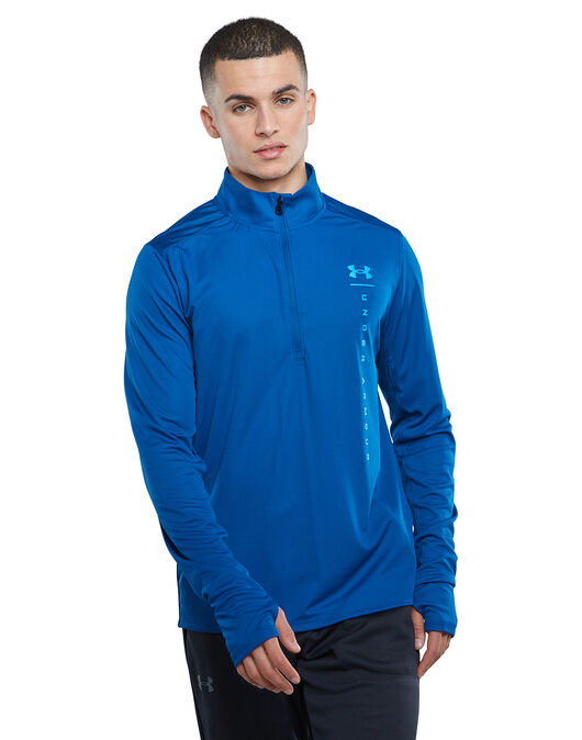 Mens Speed Stride Half Zip