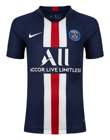 Kids PSG 19/20 Home Jersey