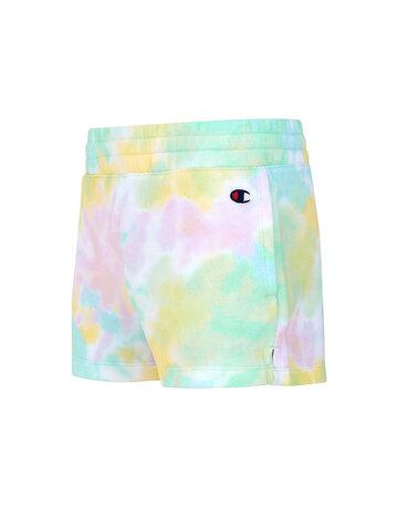 Older Girls Tie Dye Shorts