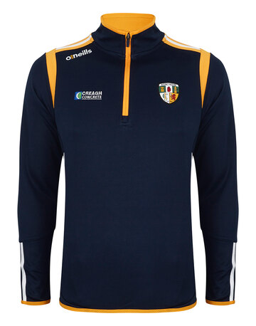 Mens Antrim Solar Half Zip Top
