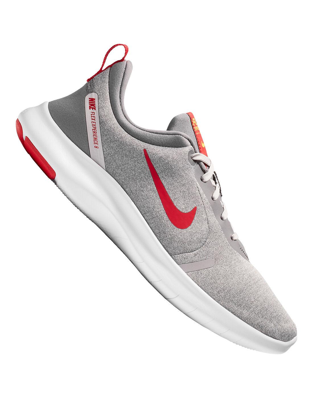 Men's Grey Nike Flex Experience Run 8 Life Style Sports  Life Style Sports