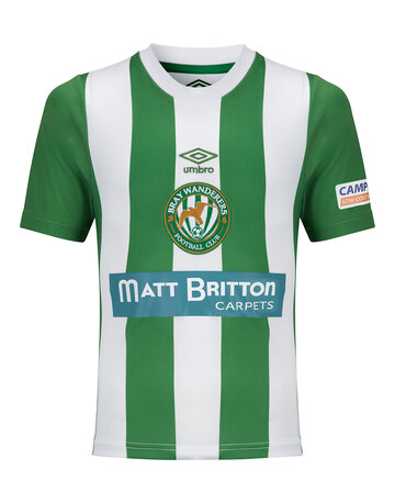 Kids Bray Wanderers Home Jersey