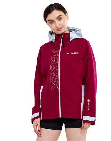 Womens Terrex Goretex Paclite Rain Jacket