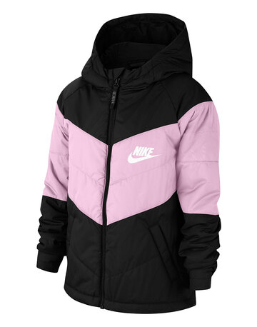 Older Girls Block Colour Jacket