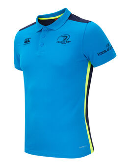 Mens Leinster Cotton Training Polo