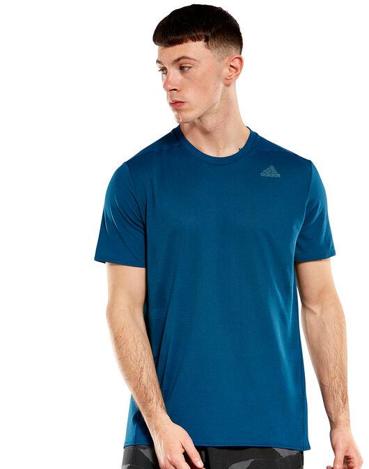 be0d6f72e76af Men s Blue adidas Supernova Running T-Shirt