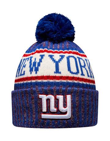 NFL Giants Bobble Knit