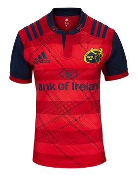 Adult Munster European Players Jersey