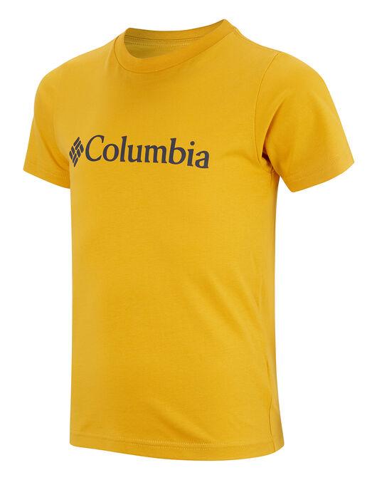 Older Boys Basic Logo T-Shirt