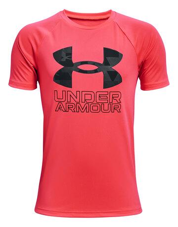 Older Boys Tech Hybrid Fill T-Shirt