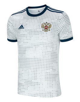 Adult Russia WC18 Away Jersey