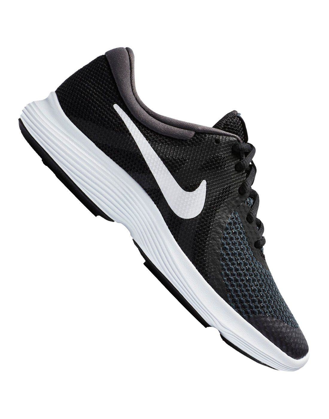 Older kids Nike Revolution   Black