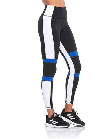Womens Believe This Varsity Leggings