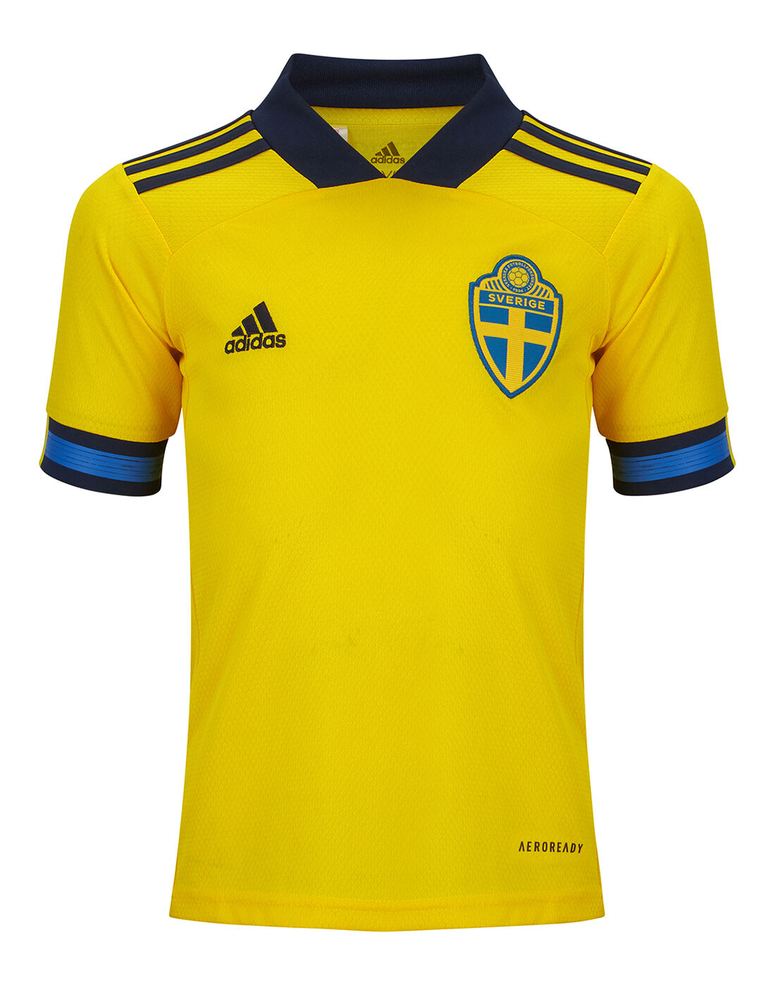 adidas Kids Sweden Euro 2020 Home Jersey - Yellow | adidas ...