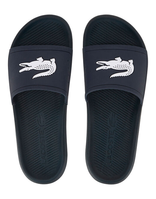 Mens Croco Slides