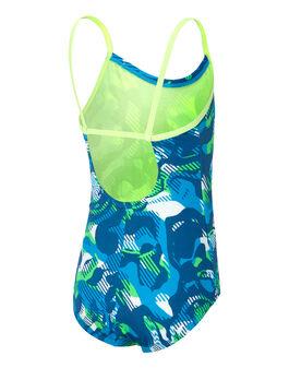 Junior Girls Colour Surge Swimsuit