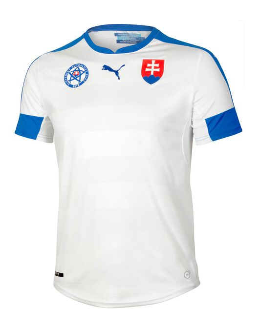 Mens Slovakia Home Jersey