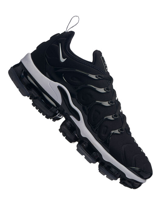 finest selection d8d17 87a44 Women's Black NIke VaporMax Plus Trainers | Life Style Sports