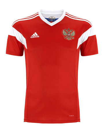 552fe68c1 Adult Russia WC18 Home Jersey ...