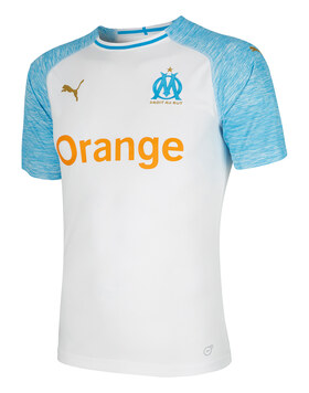 Adult Marseille Home 18/19 Jersey