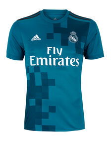 Mens Real Madrid Third 17/18 Jersey
