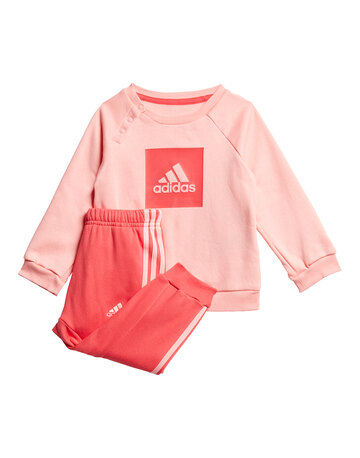 Infant Girls 3S Logo Jogger Tracksuit
