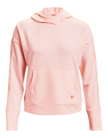 Womens Rival Terry Tapped Hoodie