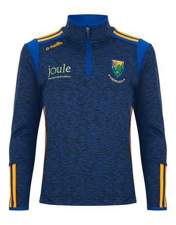 Kids Wicklow Solar Half Zip Top