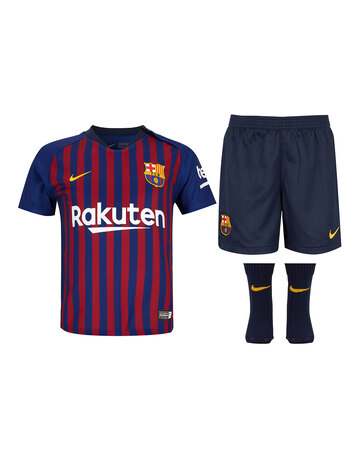 a86e54ce183 Infants Barcelona 18 19 Home Kit ...