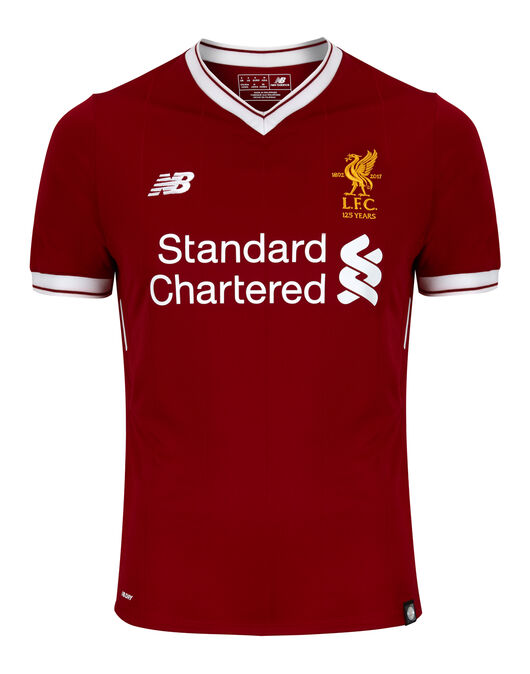 Adult Liverpool 17/18 Home Jersey