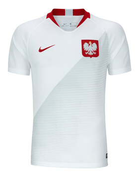 Adult Poland Home WC18 Jersey