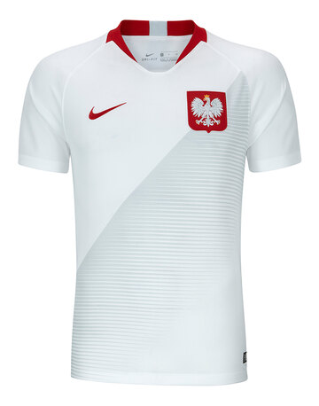 b5dce873e Adult Poland Home WC18 Jersey ...