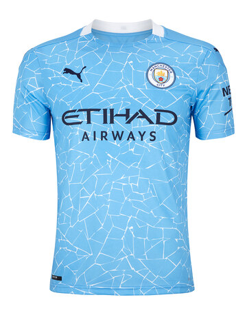 Adult Man City 20/21 Home Jersey