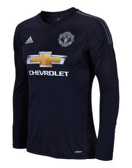 Adult Man Utd 17/18 Home G/Keeper Jersey