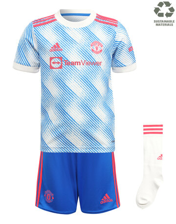 Pre School Manchester United 21/22 Away Kit