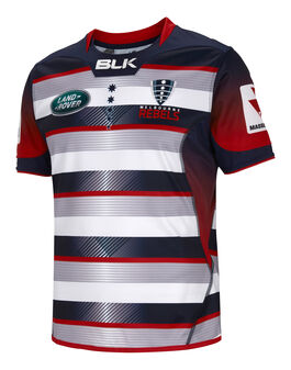 Adult Melbourne Rebels Home Jersey