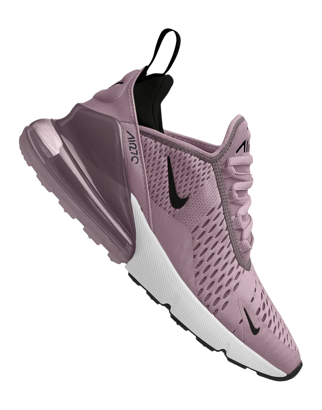 Nike Older Kids Air Max 270 - Purple