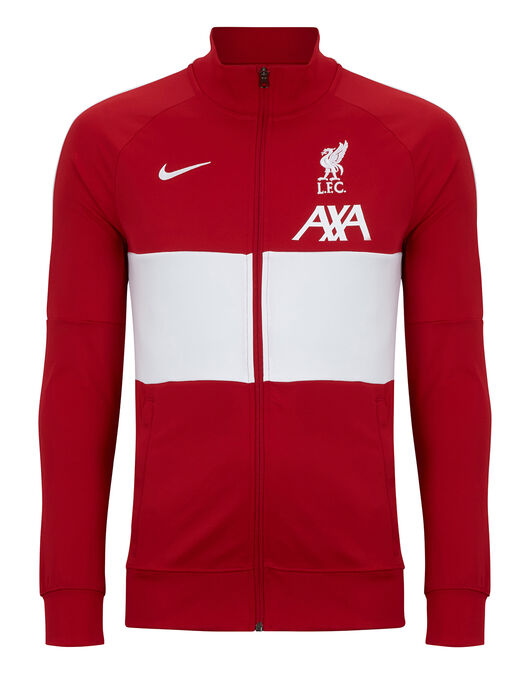 Adult Liverpool 20/21 Anthem Jacket