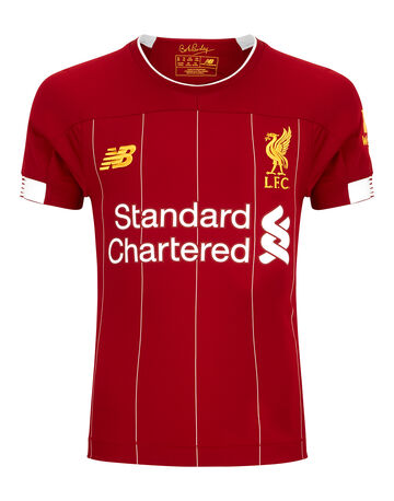 Kids Liverpool 19/20 Home Jersey