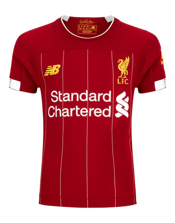0df564b02 Kids Liverpool 19 20 Home Jersey ...