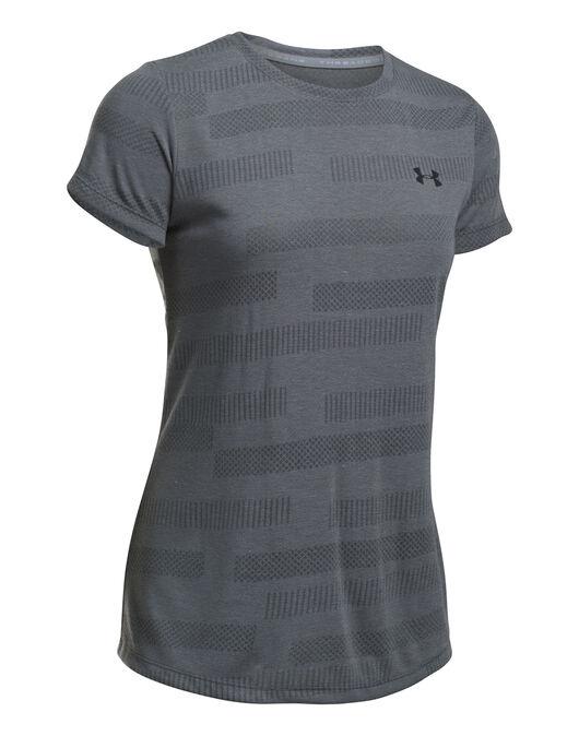 Womens Threadbourne Jacquard T-Shirt