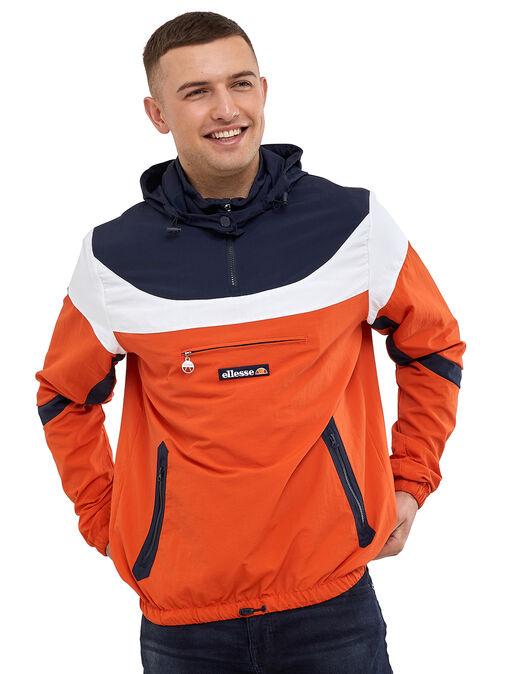 Mens Heritage Inspired Half Zip Jacket