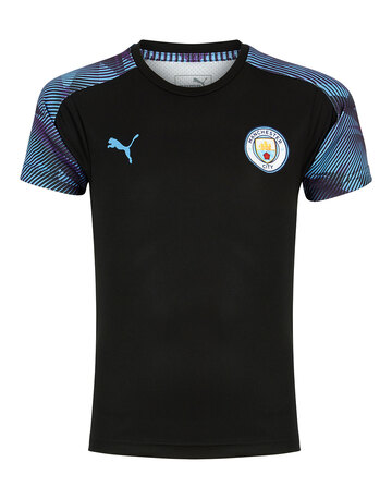 Kids Man City Training Jersey
