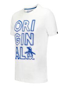 Mens Original Chest Print T-Shirt