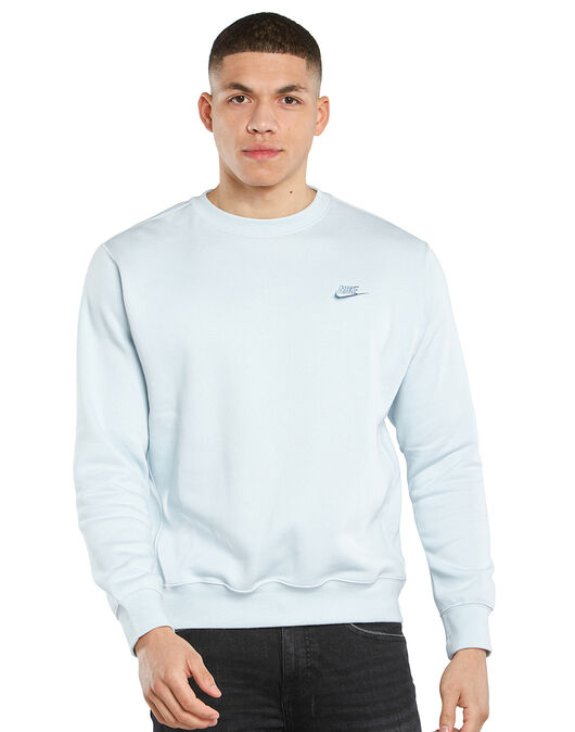Mens Club Crew Neck Sweatshirt