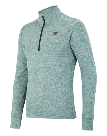 Mens Fortitech Half Zip Top